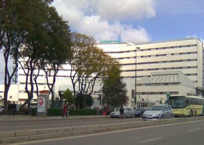 Hospital Virgen de la Macarena (Sevilla)