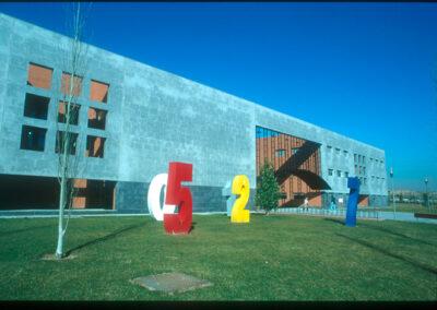Campus de Vicálvaro de la URJC (Madrid)
