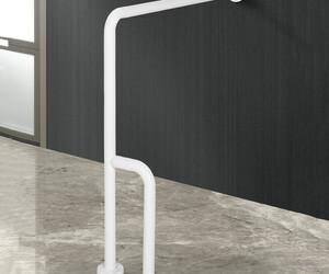 Barra de apoyo suelo-pared nylon